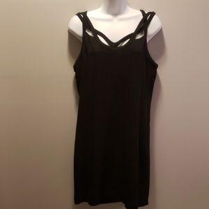 Diane Von Furstenberg 100% silk dress size 6